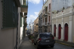 Alexis_Masino_UPenn_Tony_Ward_Old_San_Juan_Puerto_Rico_spring_break_vacation_photo_photography_island_street_cars_buildings_homes