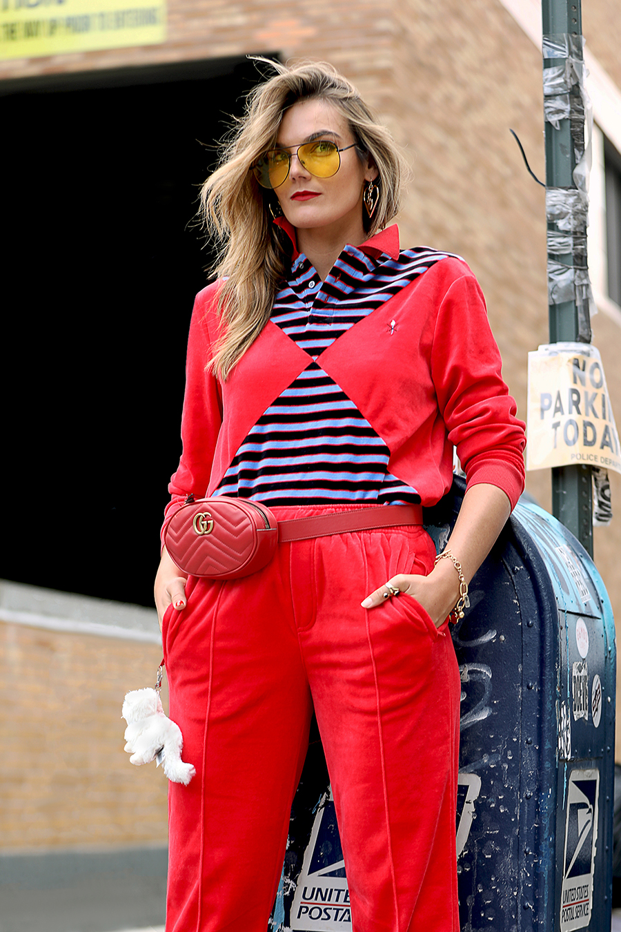 Cory_Fader_street_fashion_photography_NYC_Tony_Ward_Studio_red_outfit