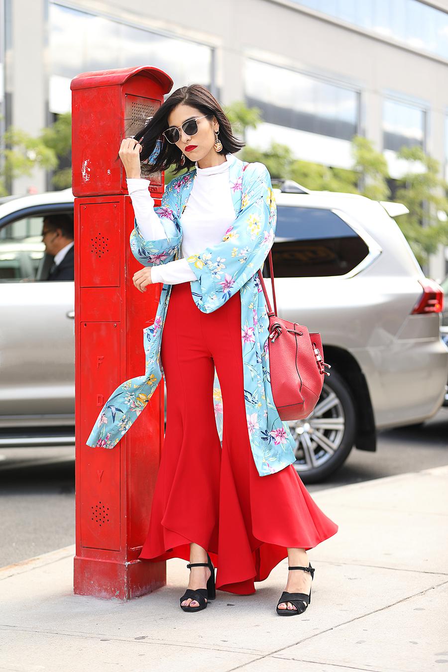 Cory_Fader_street_fashion_photography_NYC_Tony_Ward_Studio_red_pants_bell_bottom