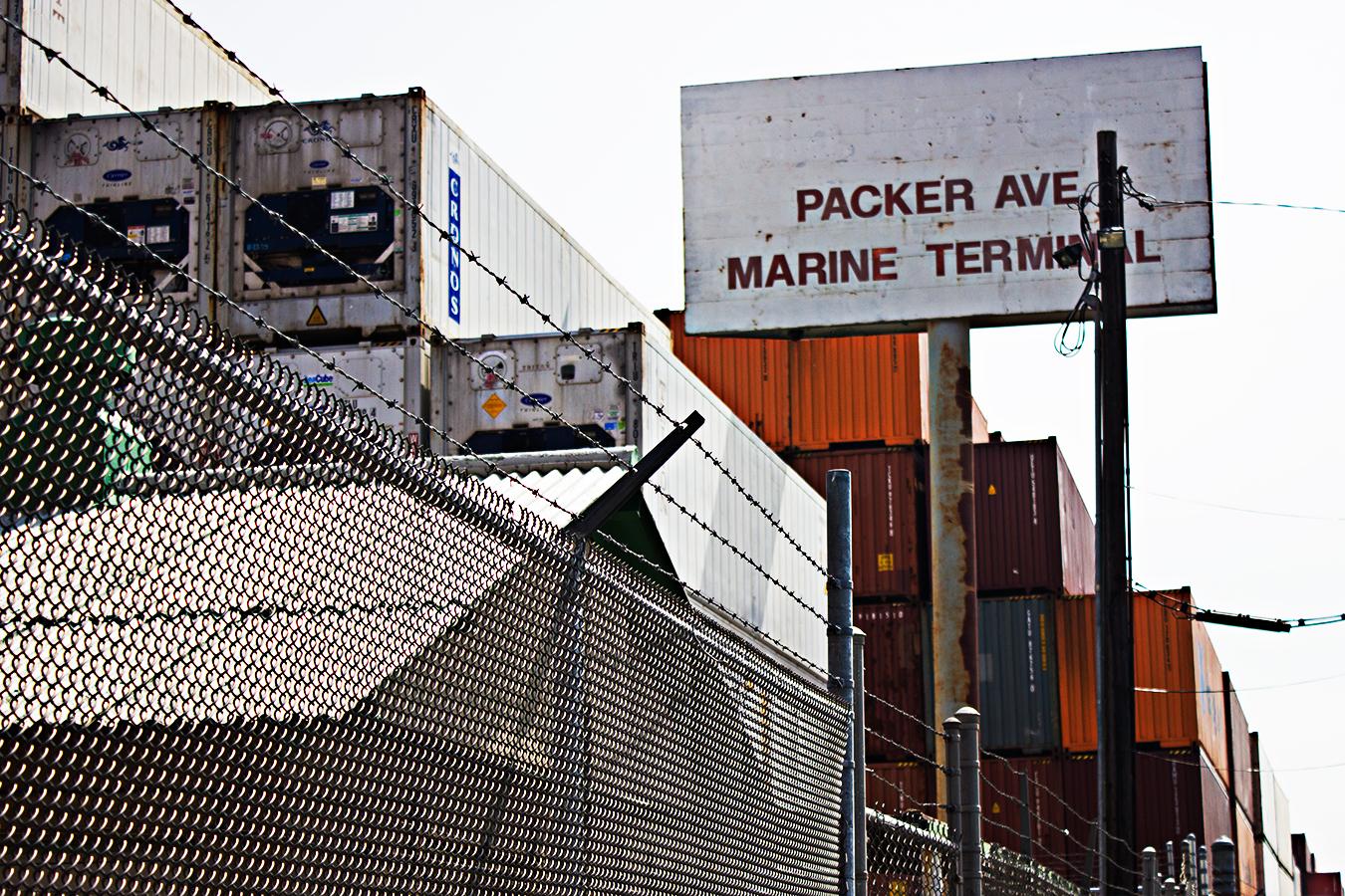 Fangyi_Fan_Packer_Avenue_Marine_Terminal_Containers