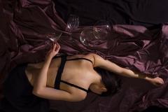 Hong_Li_landscape_architecture_graduate_student_Upenn_nude_back_Tony_Ward_Studio_wine_glasses
