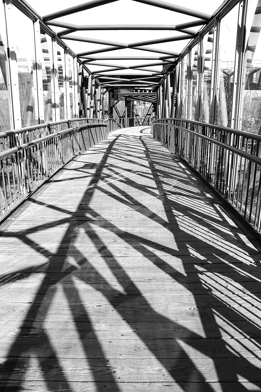 Janelle_Tong_Photography_Tony_Ward_Studio_Individual_Project_UPenn_Penn_Park_Bridges_Perspective_Crossing_Shadows_Black_and_White