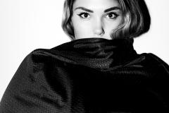 Noel_Zheng_Tony_Ward_University_of_Pennsylvania_Photography_Fashion_Editorial_Avante_Garde_Studio_Photoshoot_Black_and_White_K_Vaughn_Scarves_Mainline_Models-2