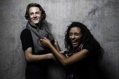 Rongrong_Liu_fashion_photography_K_Vaughn_scarves_UPenn_smiles