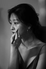 Linda_Ruan_Chanel_Earring_Yao_Wen_Makeup