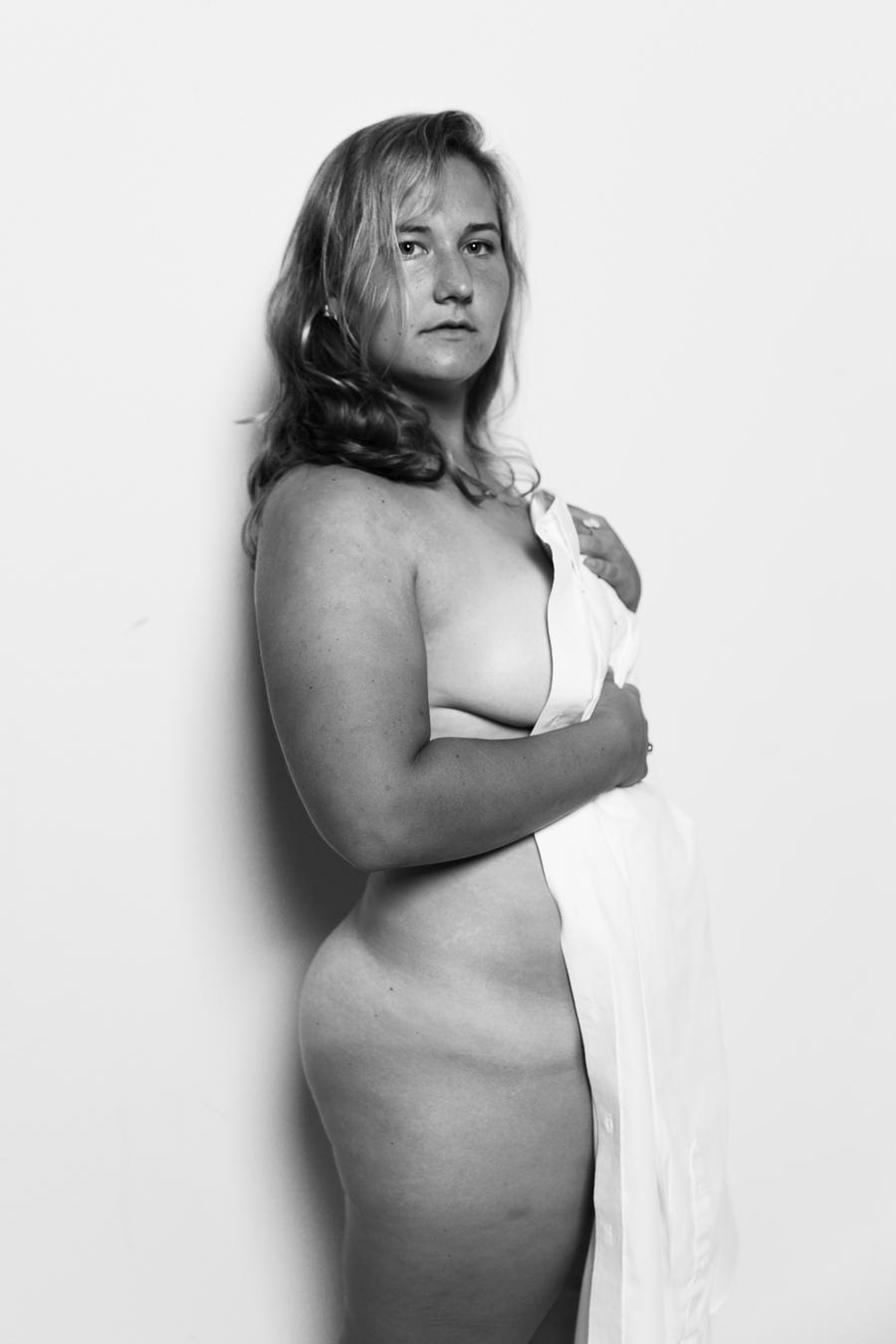Noel_Zheng_Tony_Ward_Studio_University_of_Pennsylvania_Digital_Photography_Canon_5D_Mark_III_Fashion_Editorial_Black_and_White_Erotica_Nude_Bare_White_Shirt_Skin_Social_Project_Body_Positivity-9