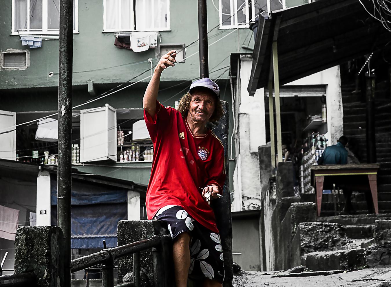 Rongrong Liu_Brazil_Rio De Janeiro_Farvela_The Happy Soul