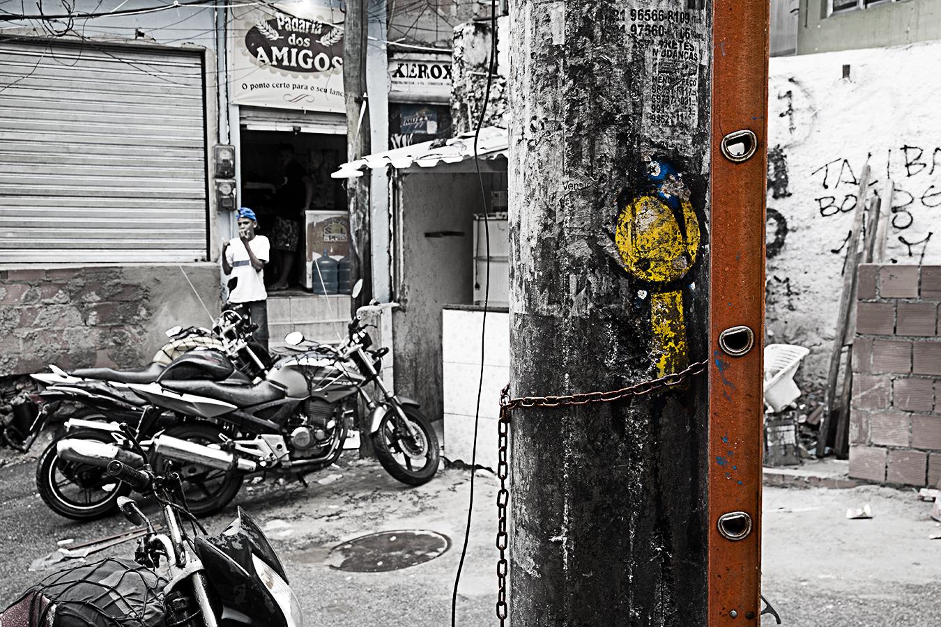 Rongrong Liu_Brazil_Rio de Janeiro_Farvela_Graffiti
