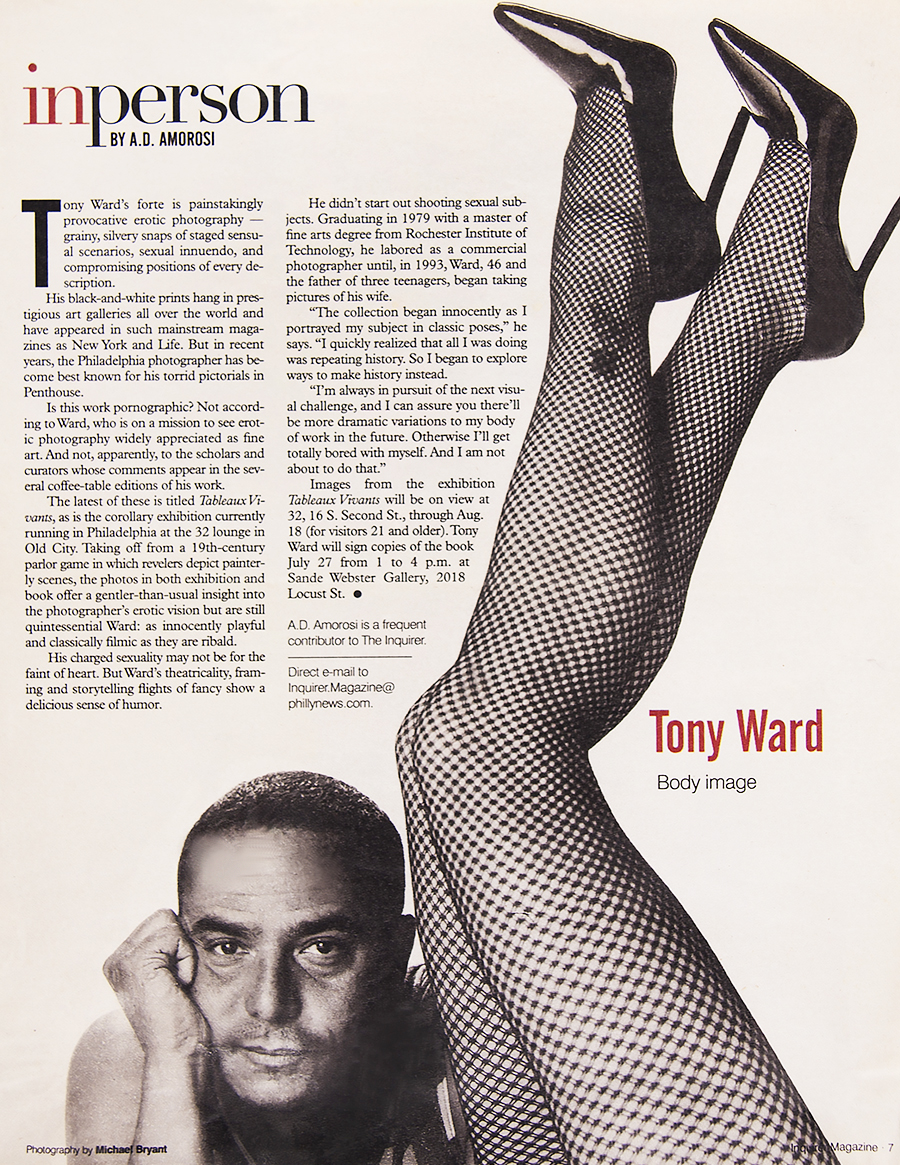 Tony_Ward_article_in_person_Inquirer_magazine_Michael_bryant_photographer_a.d.Amorosi_wirter