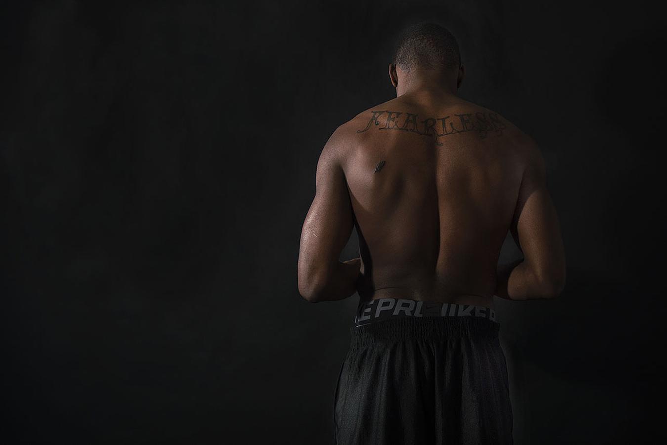 Soraya_Hebron_photography_tony_Hicks_portraiture_black_male_ivy_league_atheletes_basketball_players_fearless_back_muscular_football