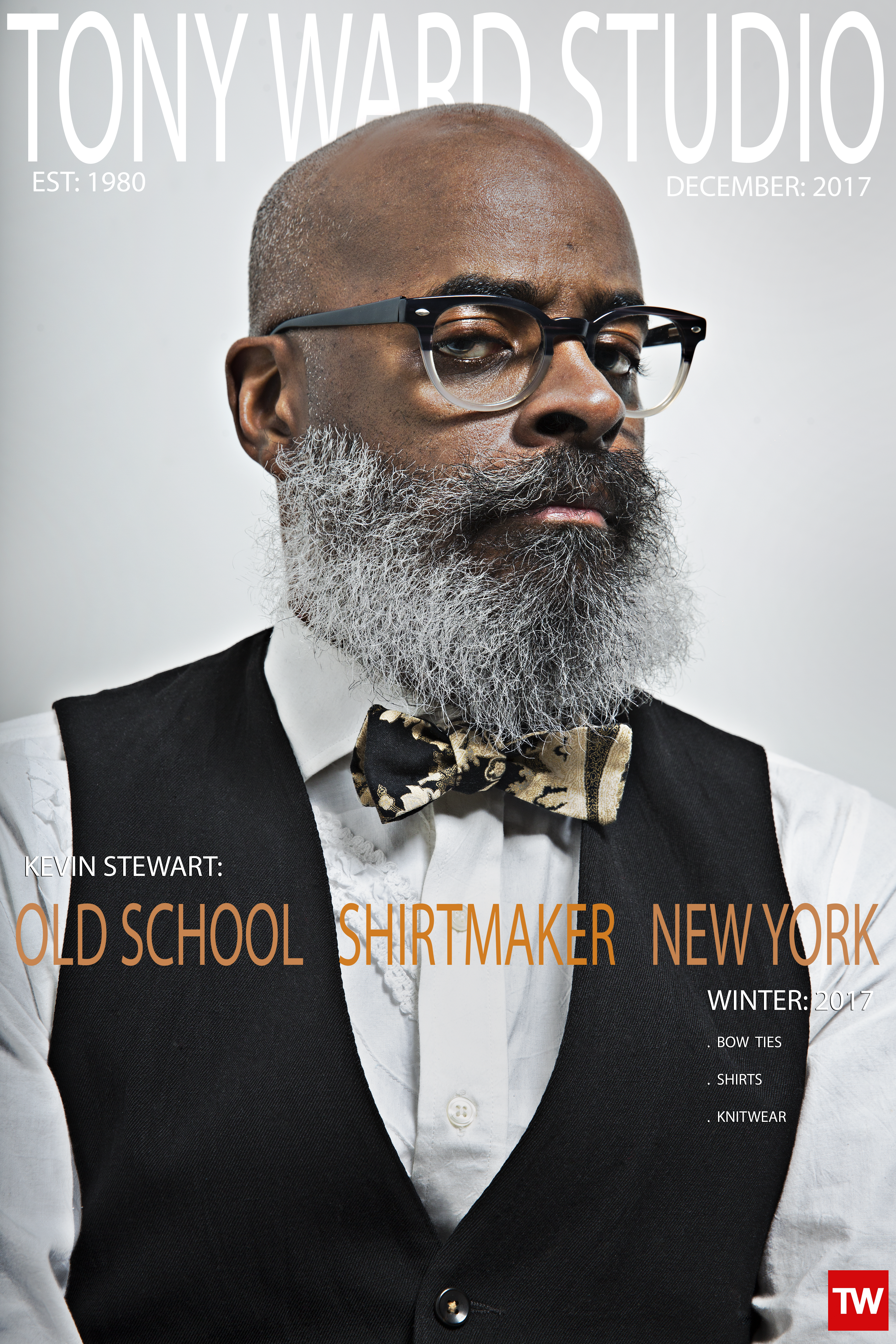 Kevin Stewart: Old School Shirt Makers New York