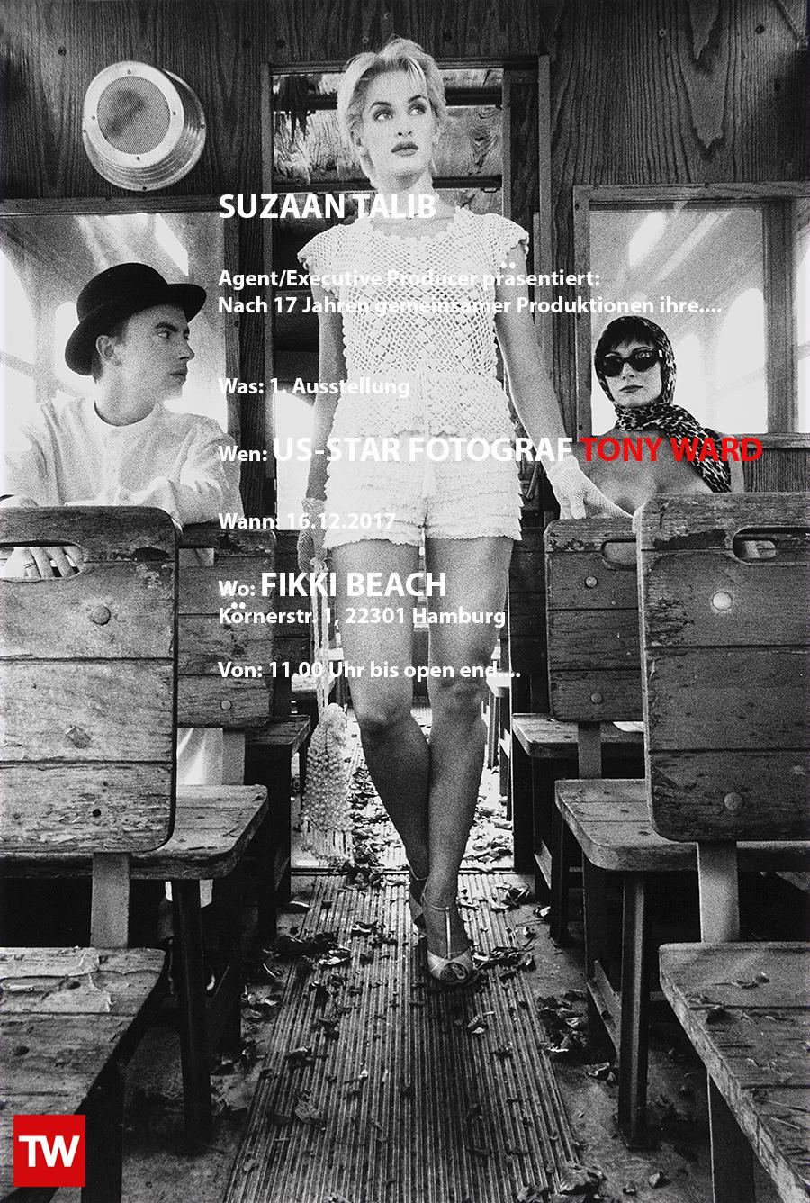 Tony_Ward_photo_exhibition_announcement_Hamburg_Germany_Fikki_Beach_tableaux_vivants