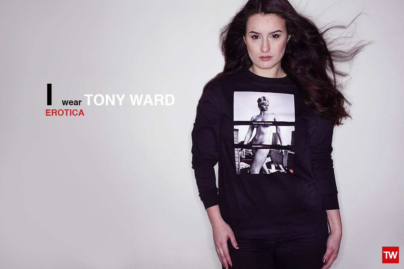 I Wear Tony Ward Erotica