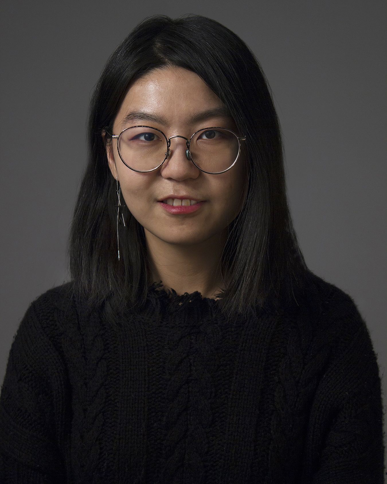 Portrait of Wenjia Guo by Eileen Ko, Copyright 2018