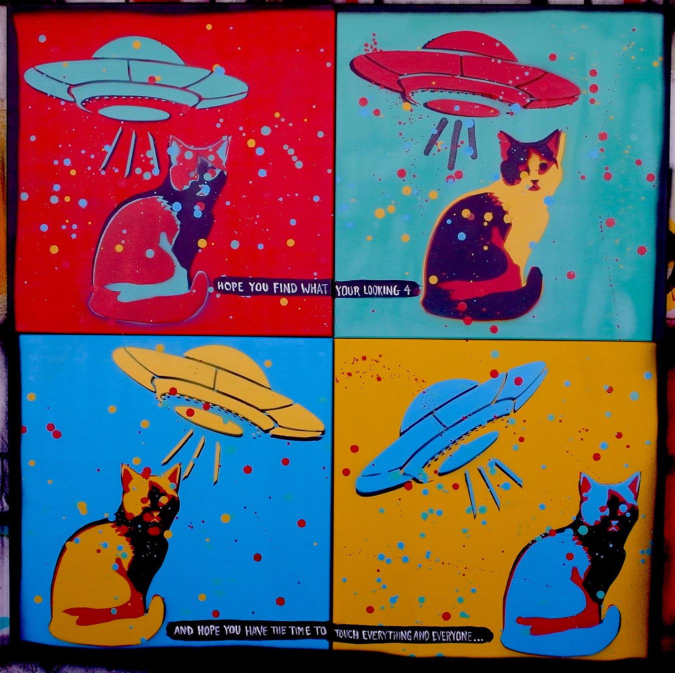 Tony_Ward_Studio_affiliate_artist_Dean_Rosenzweig_pop_ODXT_art_logo_hope_flying_saucers_graphics_cats_Bob_Shell