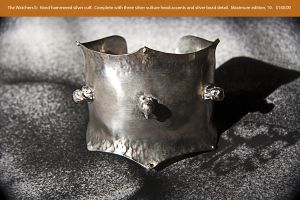 J-Rudy_Lewis_jewelry_cuff_fine_jeweler_women_gifts_copper_medievel_HAWK II.jpg