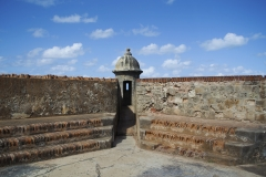 Alexis_Masino_UPenn_Tony_Ward_Old_San_Juan_Puerto_Rico_spring_break_vacation_photo_photography_island_castle_castillo_san_felipe_del_morro_symmetry_blue_sky