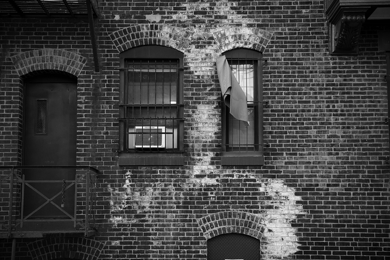 6_Frigid_Casey Egner_Street Photography_Ornament_Brick_Black and White_facade copy