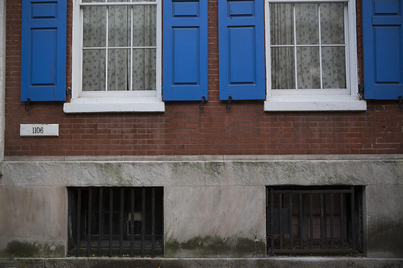 7_Blue_Casey Egner_Street Photography_Ornament_Shudders_facade copy