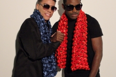 Chi Aguwa_K Vaughn Scarves_ model_ Scarves_relationship_couple_red_pattern_Lab Session_Fashion and Photography_8