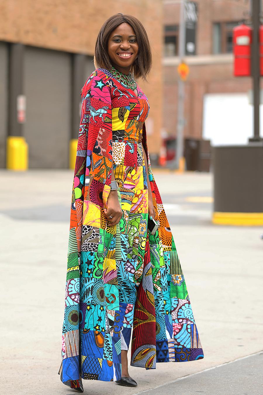 Cory_Fader_street_fashion_photography_NYC_Tony_Ward_Studio_colorful_print_dress