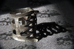 J_Rudy_Lewis_fetish_cuff_bondage_jewelry_tony_Ward_Studio_art_affiliates_galleries_XENA_cuff