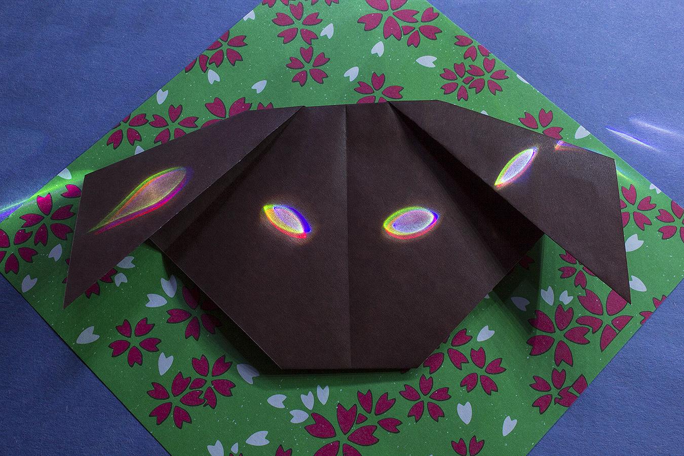 5_Dog_Jonathan_Tang_UPenn_Tony_Ward_Studio_Long_Exposure_Low_Light_LED_Optics_Origami_Paper