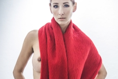 Jinghong_Cui_fashion_photography_red_scarf_Tony_Ward_Studio_K-Vaughn_designer_bare_breast