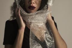 Karishma_Sheth_fashion_photography_K_Vaughn_scarves_bubble_wrap