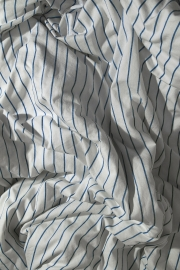 Karen_Liao_photography_homecoming_bed_sheets_white_stripes