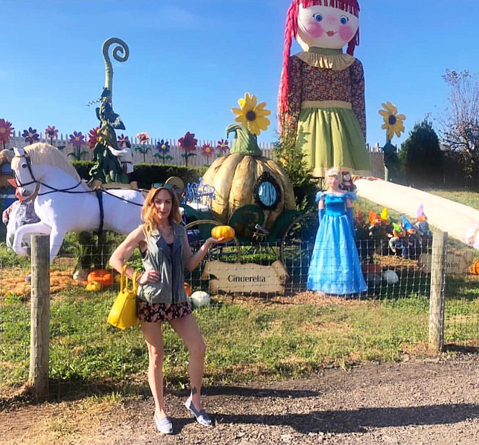Cinderella_pumkins_theme_park