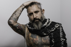 ALEXIS_MASINO_UPENN_TONY_WARD_FASHION_PHOTOGRAPHY_FINE_ARTS_OLD_SCHOOL_SHIRT_MAKERS_KEVIN_STEWART_KAY_DAVIS_CLOTHES_CLOTHING_CLOTHIERS_KNITWEAR_KNIT_SCARF_SCARVES_HAT_HATS_WINTER_MODEL_BEARD_TATTOOS_TATTOO_COOL_2