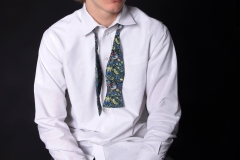 bow tie undone