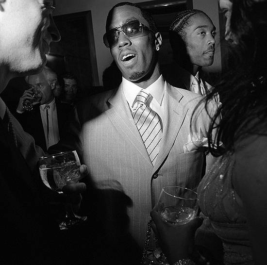 Larry_Fink_party_pictures_W_magazine_NYC-Shawn_Puffy_Combs