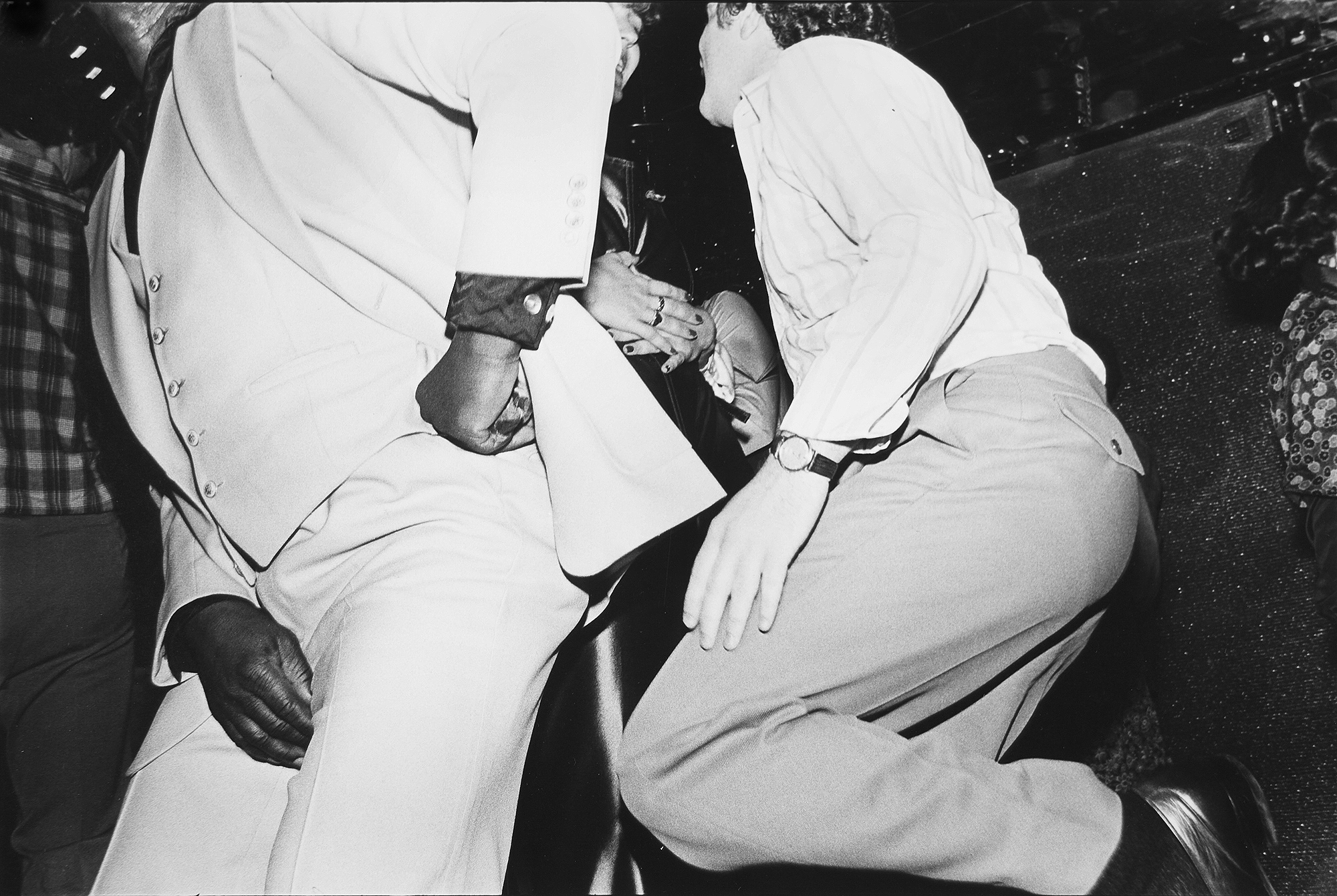 Tony_Ward_photography_early_work_Night_Fever_portfolio_1970's_erotic_dirty_dancing_couples_grinding_suits