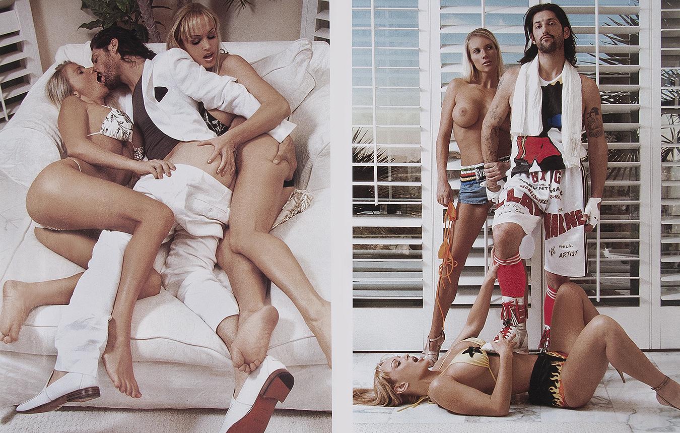 Tony_Ward_Photography_fashion_editorial_German_GQ_adult_models_sascha_lilic_stylist_boxing_gym_attire