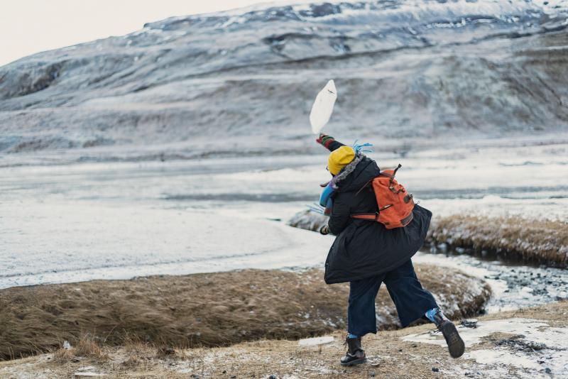 Tina-Iceland-Travel-Winter-Ice-Motion