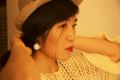 Xiaonan_Chen_fashion_photography_Tony_Ward_Studio_Asian_classy_UPenn_student_fashionable_hat_earrings