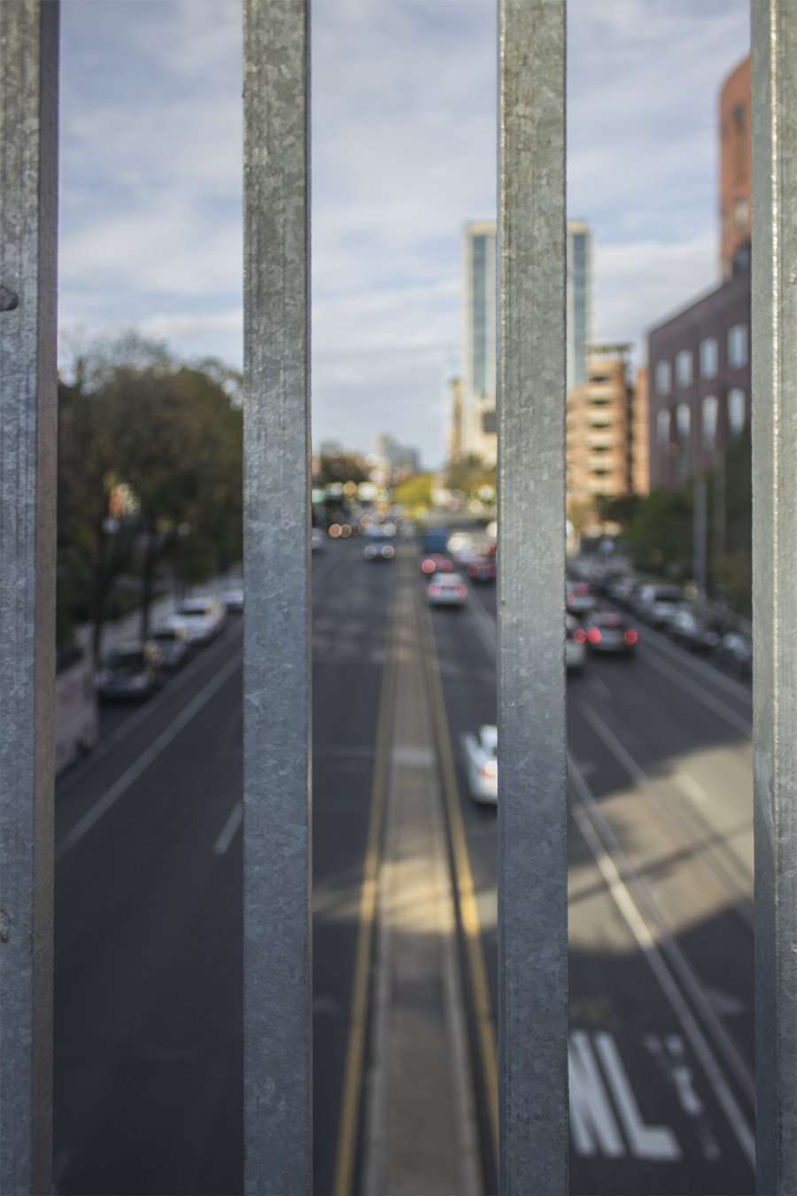 Yash Killa_StillLife_Philadelphia_Pattern_Repetition_Streets_Bridge_Overview_Traffic_Focus_Grill