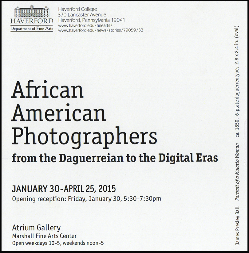 African American Photographers