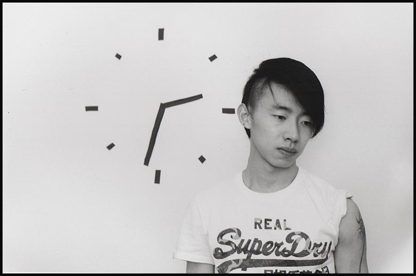 portrait of asian student Upenn