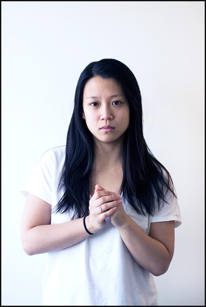 portrait of asian Upenn student