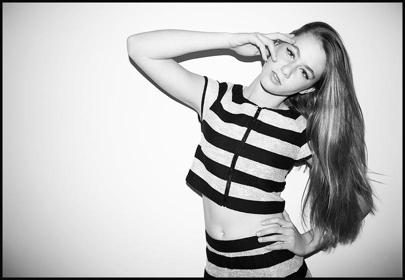 Portrait of Bridget Croddick
