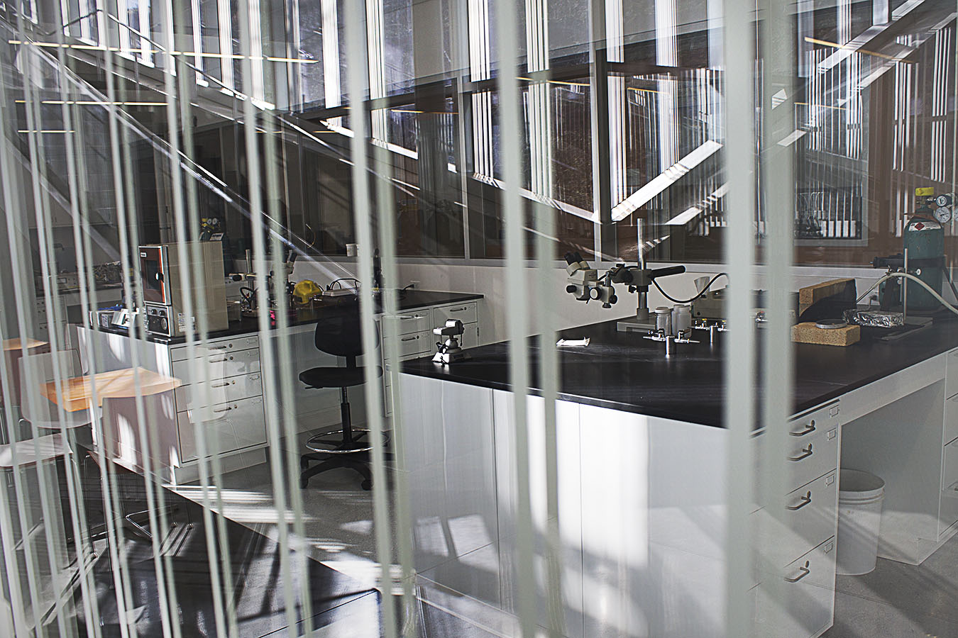 modern science lab Upenn