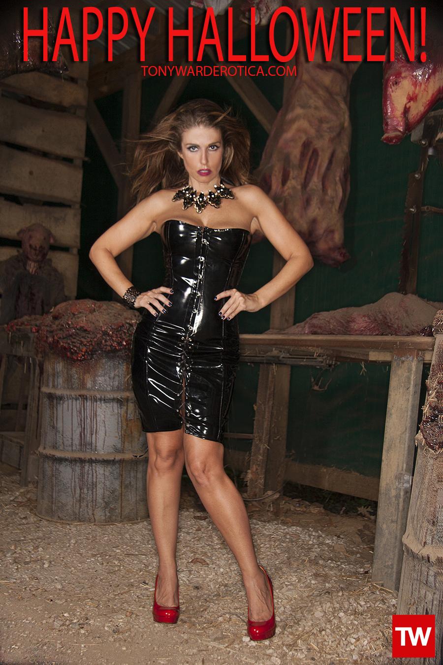 Tony_Ward_Photography_studio_Happy_Halloween_Model_Jennifer_Grabel_Bates_Motel