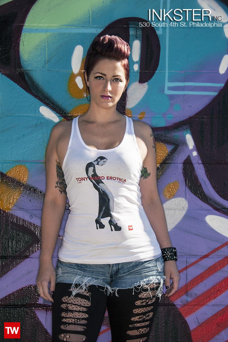 Tony_Ward_Photography-store_Tee_shirts_luna_mindy_chandler_grafitti_art_models_erotica_inkster_inc_south_street_philadelphia