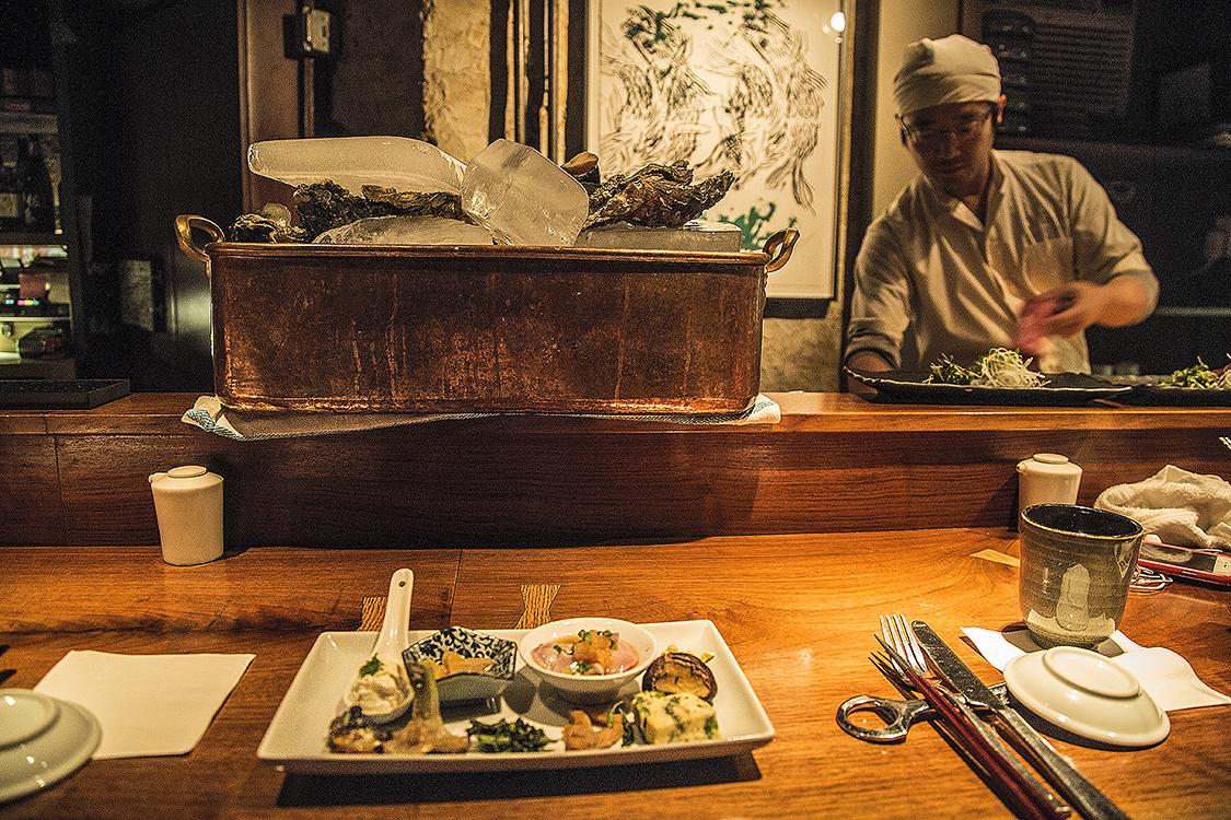 Yiran_Zhang_Wharton_Senior_Friday_Chinatown_NewYork_sushi_chef_tastingmenu_finedining