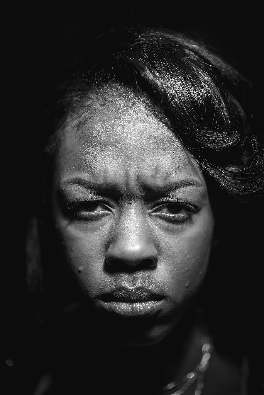 Aizhaneya_despair_photography_model_photo_emotion_portrait_headshot_kaleb_germinaro