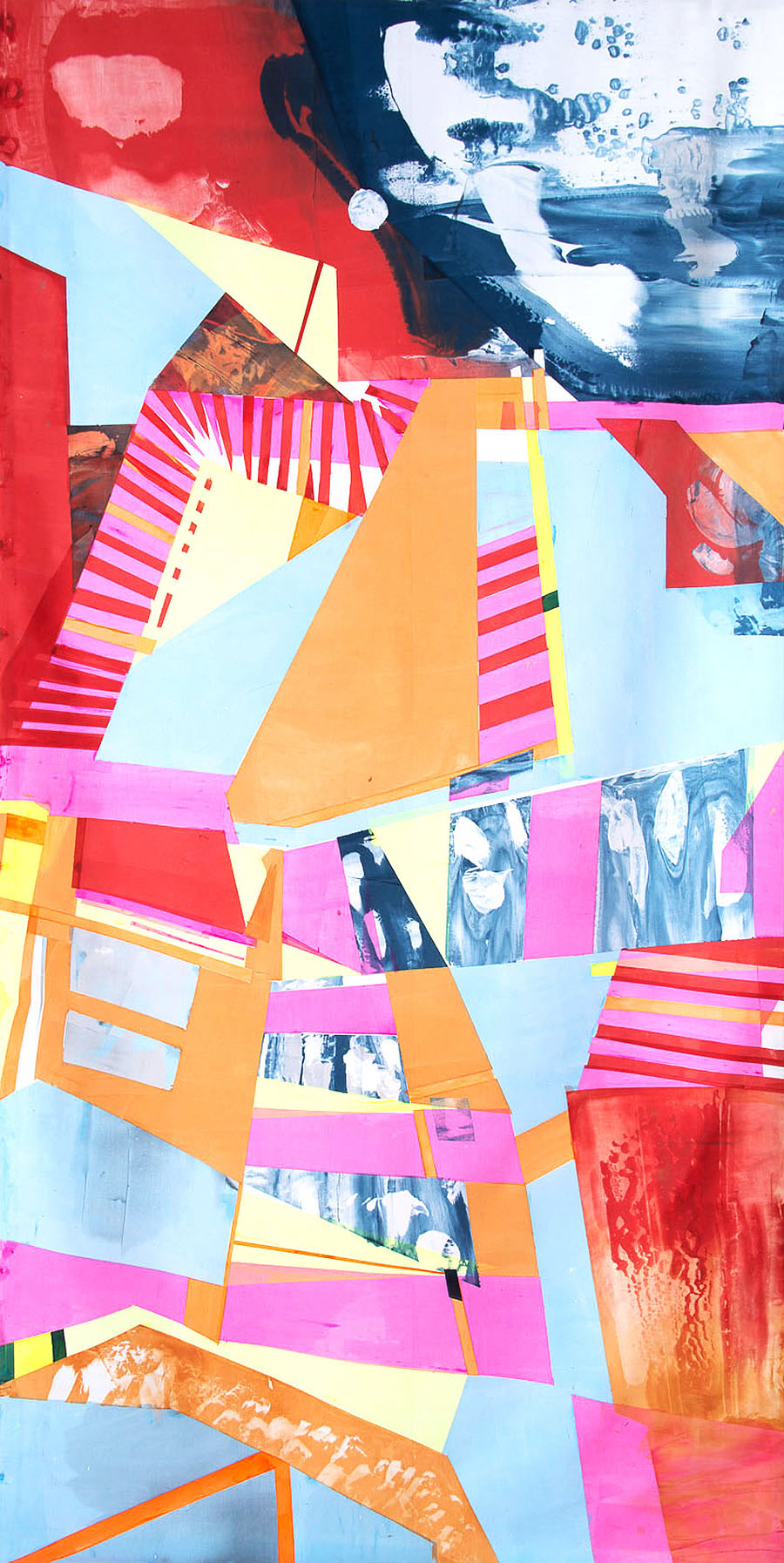 Sarah_Haenn_abstraction_graphic_expression_Jed_Williams_Gallery_Tony_Ward_Studio