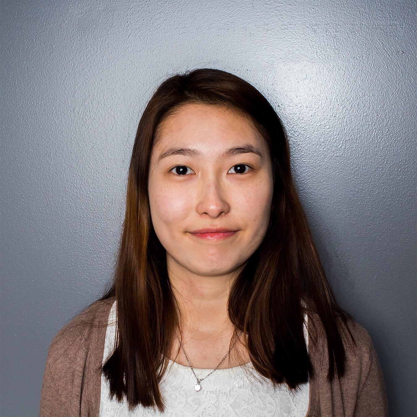 Portrait of Eileen Ko by Grant Wei, Copyright 2018